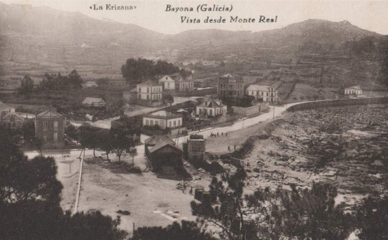 Villa Rosa Baiona